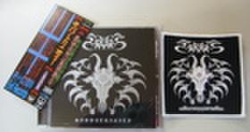 Sabbat - Sabbatrinity CD(黒ジャケット - ドイツ/ヨーロッパ盤/Evilオ リジナルパッチ付き)
