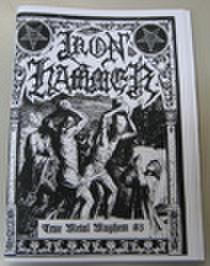 Iron Hammer #3 ファンジン