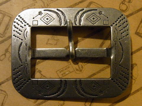 No.1000R Vintage Reproduction 1930's Buckle【ビンテージ レプリカ バックル】