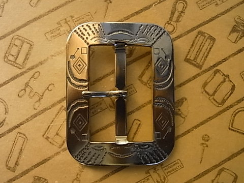 No.1000 Vintage Reproduction 1930's Buckle【ビンテージ レプリカ バックル】