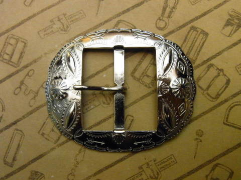 No.1003 Vintage Reproduction 1930's Buckle【ビンテージ レプリカ バックル】