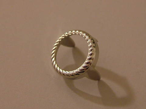 "Ring spots 1/2"" Convolution 【リング スタッズ】"