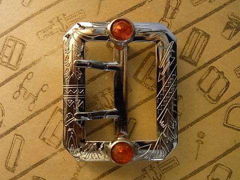 No.1002J Vintage Reproduction 1940's Buckle【ビンテージ レプリカ バックル】