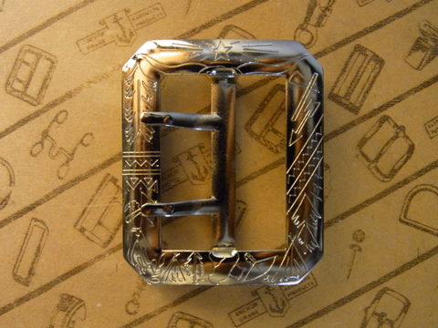 No.1002 Vintage Reproduction 1940's Buckle【ビンテージ レプリカ バックル】