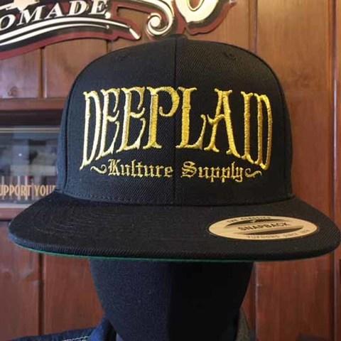 DEEPLAID CLOTHING OLD SKOOL CAP ディープレイド/4,000円