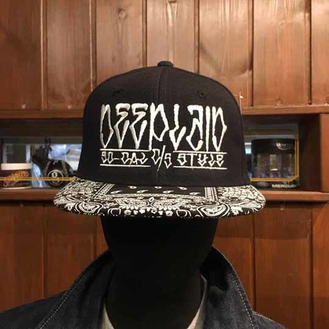 DEEPLAID CLOTHING BARRIO BANDANA CAP ディープレイド/4,500円