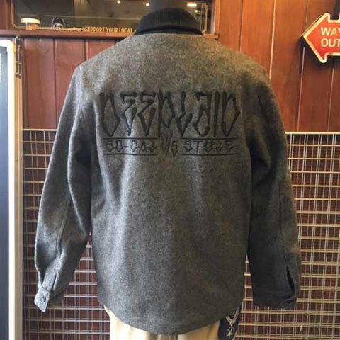 DEEPLAID CLOTHING BARRIO MELTON JACKET ディープレイド/23,000円