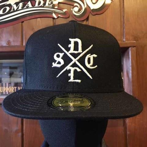 DEEPLAID CLOTHING HARD CORE CAP ディープレイド/4,800円