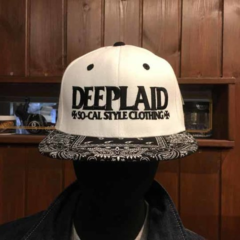 DEEPLAID CLOTHING RODDER BANDANA CAP ディープレイド/4,500円