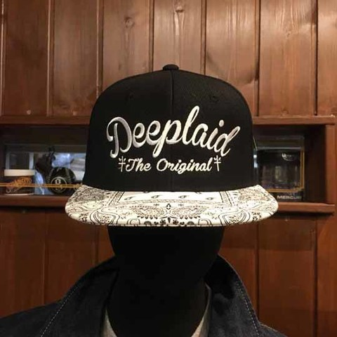 DEEPLAID CLOTHING PACHUCO CROSS BANDANA CAP ディープレイド/4,500円