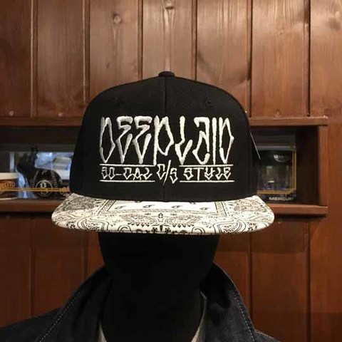 DEEPLAID CLOTHING BARRIO BANDANA CAP ディープレイド/4,500円