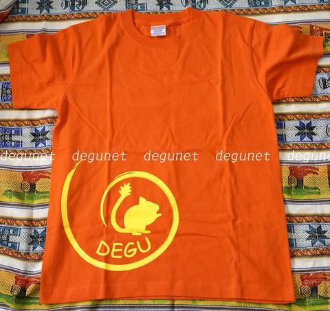 Tシャツ・カリフォルニアオレンジ2016年度版