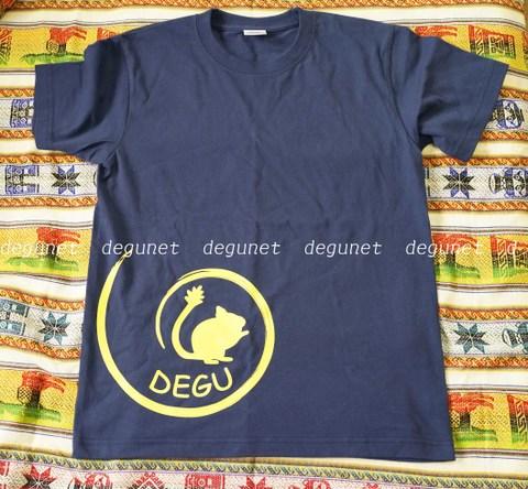 Tシャツ・インディゴ2016年度版