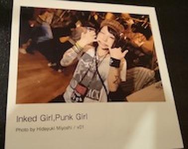 ■Inked Girl,Punk Girl v02