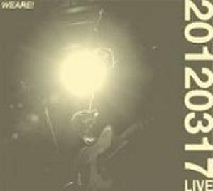 ■WE ARE! /20120317Live(DVD)