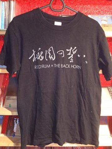 ■REDRUM×THE BACK HORN  中古Tシャツ