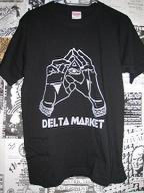 ■デルタマーケットTシャツ