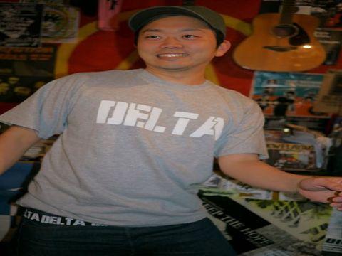 ■デルタマーケット 2012モデル Tシャツ
