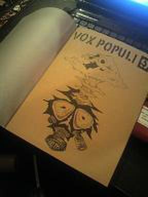 ■vox populi 9(ZINE)
