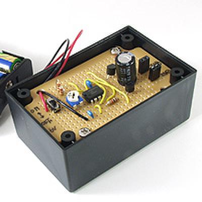 インバーター回路(555)を作ろう!(DEN-L-115)