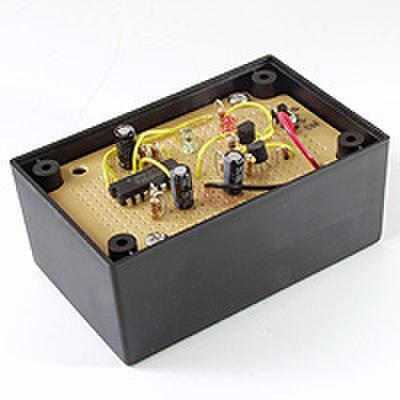 電球のように最初パラパラするLEDを作ろう!(DEN-L-081)