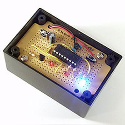 赤外線リモコン受信機を作ろう!(DEN-L-108)
