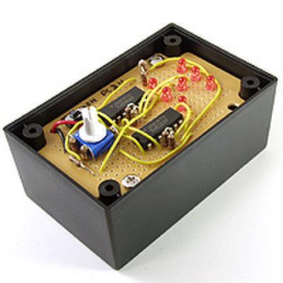 電子サイコロ(組み合わせ回路)を作ろう!(DEN-L-083)