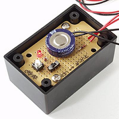 太陽電池充電実験キットを作ろう!(DEN-L-101)