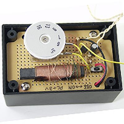 AMラジオ送信機を作ろう!(DEN-L-097)