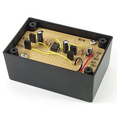 オペアンプの反転増幅回路(交流)を作ろう!(DEN-L-082)