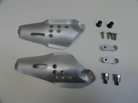 モトグッチV7Ⅱ用インジェクションカバーKIT