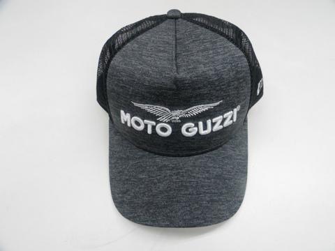 Moto Guzzi  メッシュキャップ【グレー】