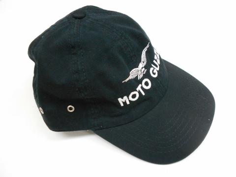Moto Guzzi・コットンキャップ【ブラック】