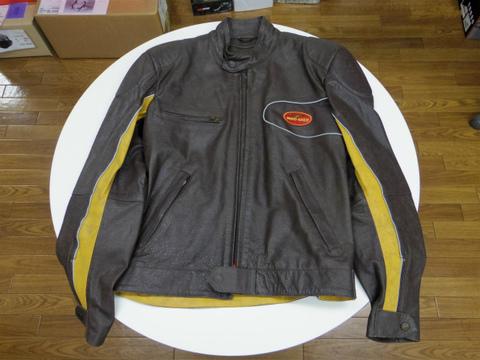 Moto Guzzi・【レース】ビンテージジャケット男性用Mサイズ