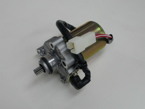 RS125(MY06~08)用スターターモーター