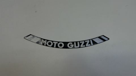 motoguzzi・ホイールデカール、銀【V9Bobber】