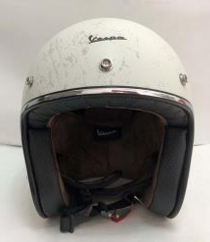 VESPAヘルメット【Heritage-Bianco Spino】
