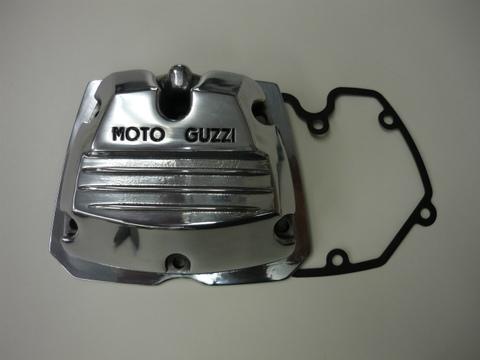 moto guzzi V7レーサー(MY10~MY11)用ヘッドカバー&ガスケットSET
