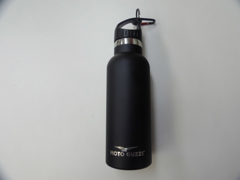 moto guzzi・アルミ製ドリンクボトル