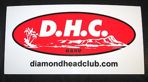 DHC オリジナル・ステッカー