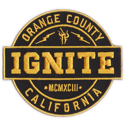 "IGNITE ""Logo"" Patch"