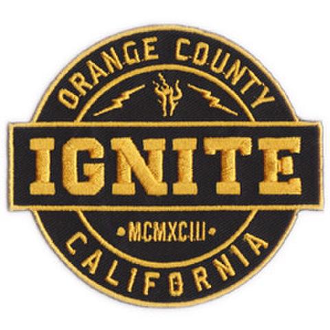 "IGNITE ""Logo"" Patch"