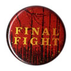 FINAL FIGHT pin