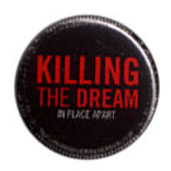KILLING THE DREAM pin