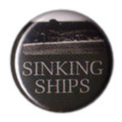 SINKING SHIPS pin