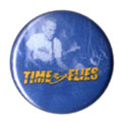 TIME FLIES pin