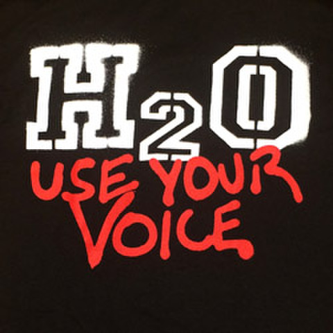 "H2O ""Use Your Voice"""