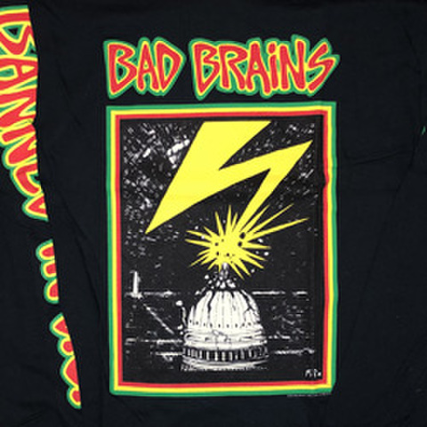 "BAD BRAINS ""Capital Longsleeve"""