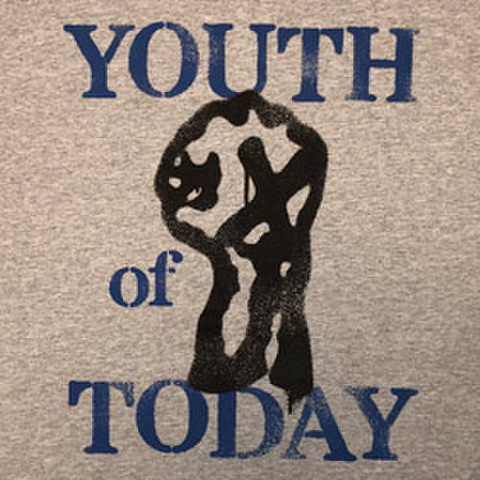 """YOUTH OF TODAY """"Stencil"""""""