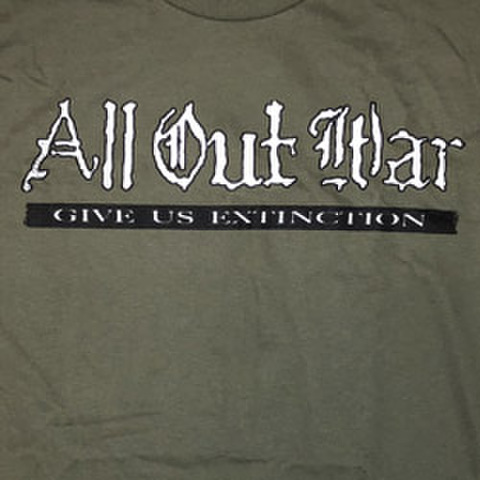 "ALL OUT WAR ""Extinction"""